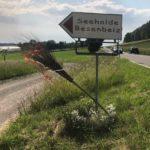 Einfahrt Besenbeiz-Seehalde