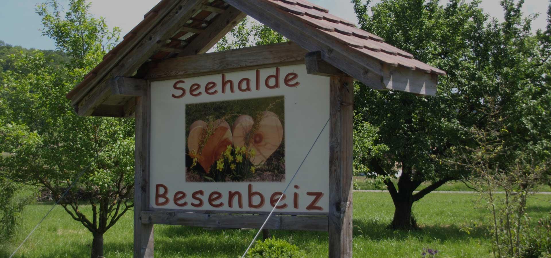 Besenbeiz Seehalde